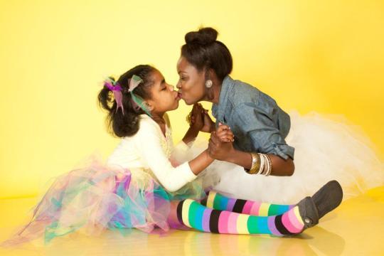 Ni and mom 2012